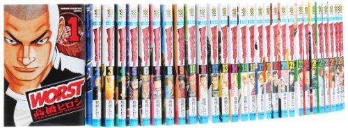 WORST コミック 全33巻完結セット (少年チャンピオン・コミックス)の詳細を見る