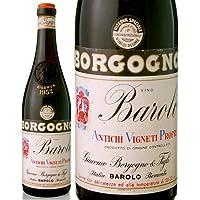 バローロ・リゼルヴァ[1952]Gボルゴーニョ(赤ワイン)※ラベル瓶&キャップに汚れ・破れ・傷有り※