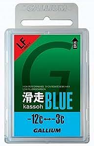 GALLIUM〔ガリウム〕TOP WAX 滑走ワックス BLUE SW2124