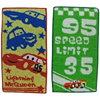 Disney ディズニー カーズ スピードウェイ ポケットタオル2枚組 640129