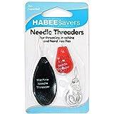 HABEE SAVERS XV234.99 Needle Threader 3 Pcs Pack Assorted Sizes