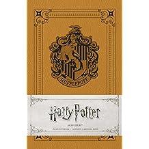 Harry Potter: Hufflepuff Ruled Notebook