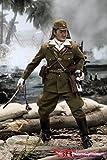 1/6スケール 3R JP639 第32軍第24課 伊藤幸男 中尉 アクション フィギュアセット 第二次世界大戦 日本陸軍部隊