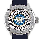 Capri Watch【カプリウォッチ 国内正規品】フリーマン Art 4797(ブルー)