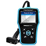 OBD2 車診断機 TOPDON Plus 2.0 日本語 故障診断機 スキャンツール O2センサー DTC定義 品質保証