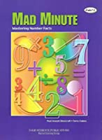 Mad Minute: Mastering Number Facts Grades1-8 [並行輸入品]