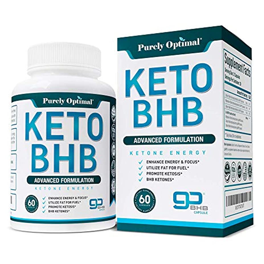 ラウズシェフ検査官[Premium Keto Diet Pills - Utilize Fat for Energy with Ketosis - Boost Energy & Focus, Manage Cravings, Support Metabolism - Keto BHB Supplement for Women and Men - 30 Day Supply]
