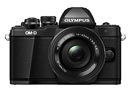 OLYMPUS ミラーレス一眼 OM-D E-M10 MarkII 14-4...