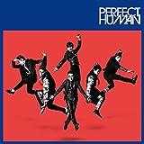 【早期購入特典あり】PERFECT HUMAN(TYPE-A)(DVD付)(オリジナルステッカー付)