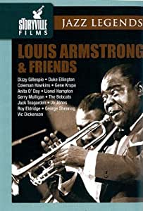 Louis Armstrong & Friends [DVD] [Import]