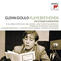 Glenn Gould Plays Beethoven: The 5 Piano Concertos (2012-10-30)