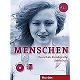 Menschen sechsbandige Ausgabe: Arbeitsbuch A1.1 mit Audio-CD