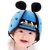 Thud guard サッドガード 乳幼児用 ヘルメット セーフティーハット ヘッドギア ベビーヘルメット ライラック FREE