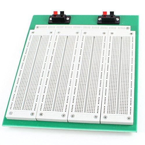 OSOYOO(オソヨー) 超大 ブレッドボード 手早く配線する端子付き