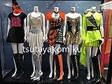 「ノーブランド品」安室奈美恵 namie amuro FEEL tour 2013の LIVE DVD & Blu-ray コスプレ衣装+ブーツ靴 1着選び自由