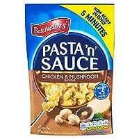 (Batchelors) パスタ「N」の醤油チキン&キノコの風味100グラム (x6) - Batchelors Pasta 'n' Sauce Chicken & Mushroom Flavour 100g (Pack of 6) [並行輸入品]