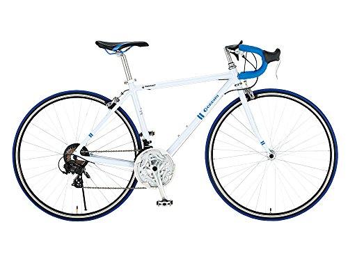 RENAULT(ルノー) GORDINI(ゴルディーニ) AL-ROAD7021 ホワイト 【700×23c 軽量アルミフレーム ロードバイク】 シマノ製21段変速 前後キャリパーブレーキシステム搭載 【サドル高81cm~94cm/適応身長160cm以上/12kg】 87101-1299