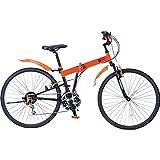 TRUSCO(トラスコ) 構内・災害時用ノーパンク自転車 ハザードランナー 26インチ THR5526