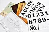 DIY リフォームシール 5柄入り 木目デコレーションDIY壁紙セット 【20cm×30cm×5枚】 インポート