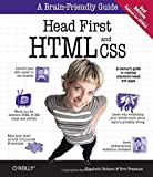 Head First HTML and CSS: A Learner's Guide to Creating Standards-Based Web Pages by Elisabeth Robson Eric Freeman(2012-09-08)