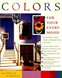 Colors for Your Every Mood: Discover Your True Decorating Colors 画像