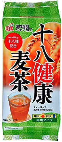 OSK 十八種健康麦茶 20包入
