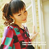 tohko BEST ALBUM 10+5 10th Anniversary edition