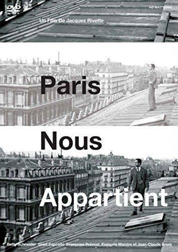 パリはわれらのもの HDマスター ジャック・リヴェット[DVD]
