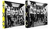 (2枚set) EXO 正規2集 リパッケージ LOVE ME RIGHT 韓国&中国 セット (韓国盤)(デラックス特典/翻訳付)(ワンオンワン店限定)