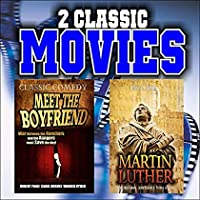 Two Classic Movies: Meet The Boyfriend and Martin Luther [並行輸入品]