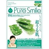 Pure Smile エッセンスマスク アロエ 23ml?30枚