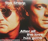 After all the love has gone [Single-CD]