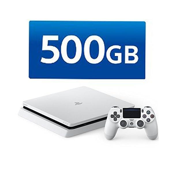 PlayStation 4 グレイシャー・ホワ...の紹介画像2