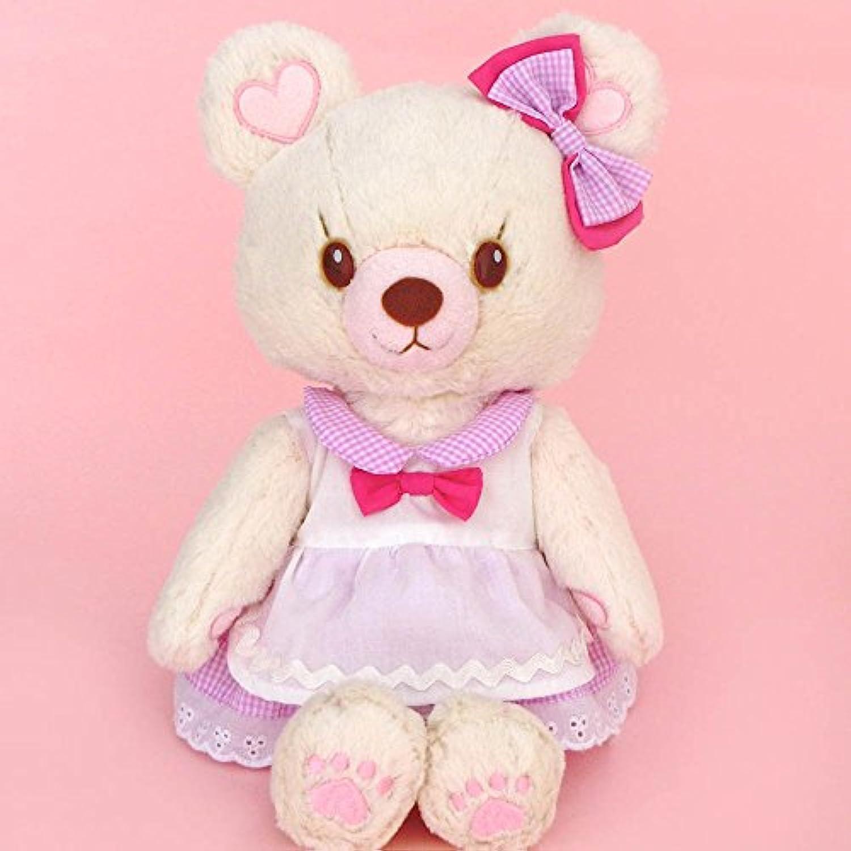 マザーガーデン Mother garden うさももドール 着せ替え人形 白くま パウダー Mサイズ 998-50211