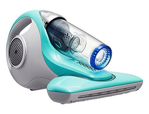 [サムスン]Samsungふとん掃除機VH60F40UYBB,寝具クリーナー,真空掃除機,UV殺菌ランプ,HEPAH13ヘパフィルター,2段階のフィルタリングシステム,エンボスフィルタ,220V(ヴィンテージブルー)(海外直送品)[並行輸入品]