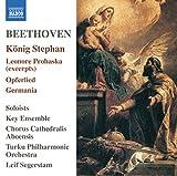 ベートーヴェン:劇音楽「シュテファン王」他
