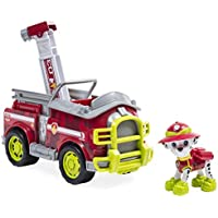 Paw Patrol - Jungle Rescue - Marshallâ??s Jungle Truck