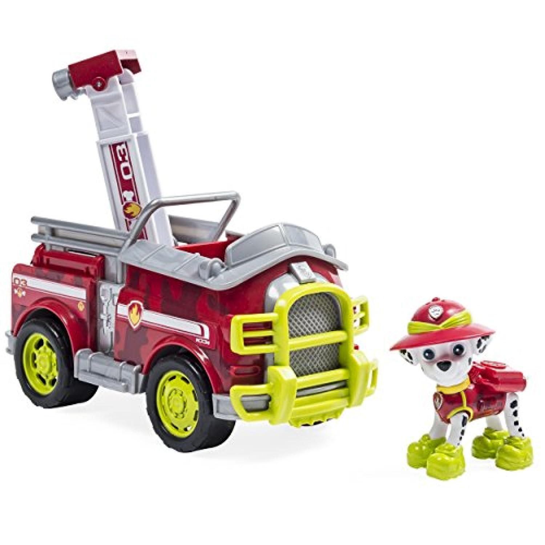 Paw Patrol - Jungle Rescue - Marshallâ??s Jungle Truck