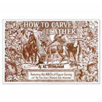How To Carve Leather [並行輸入品]