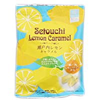 瀬戸内レモンパウダー使用 瀬戸内レモンキャラメル 70g