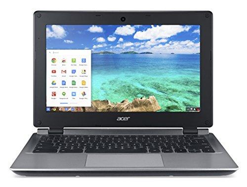 Acer ノートパソコン Chromebook C730E-N14M (Ce...