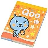 Qoo ミニメモパッド