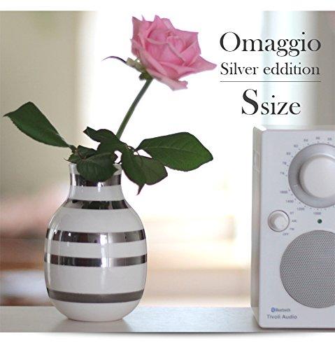 RoomClip商品情報 - 【正規日本代理店品】KAHLER/ケーラー Omaggio/オマジオ Small シルバーエディション