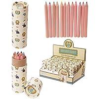 Fun Kids Colouring Pencil Tube–エジプトデザイン