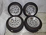 14インチ 4本セット タイヤ&ホイール ヨコハマ(YOKOHAMA) ADVAN A048 タナベ