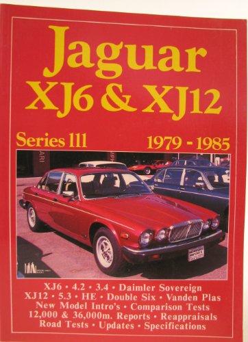 Jaguar XJ6 and XJ12, Series III 1979-1985
