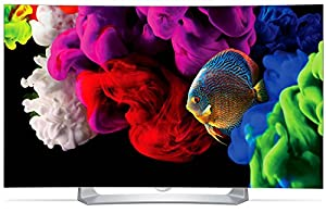 LG 55V型 有機ELテレビ 曲面型 外付けHDD録画対応(裏録対応) OLED 55EG9100