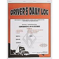 J。J。ケラー607l ( 8540)ドライバの毎日のログCombined 5- in - 1レコード