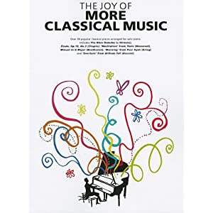 The Joy of More Classical Music (Giant Guitar Chord Songbook)