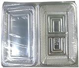 大和物産 使い捨て お弁当箱 フードパック S 100枚